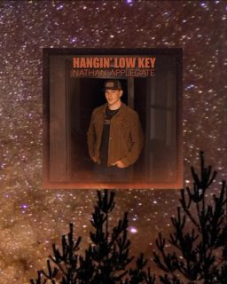 """""""Hangin' Low Key"""" will be LIVE at midnight CT! 💫 As I've said, in a world full of amazing artists, I'm incredibly grateful to even have the opportunity to put out music and lyrics I've kept to myself for far too long. Thanking all of you for the love and support you show me won't ever be enough but it means the world over. 🙏 You're gonna wanna crank this one up, share it with your friends and family, but most of all, I hope you enjoy it. -Nathan"""